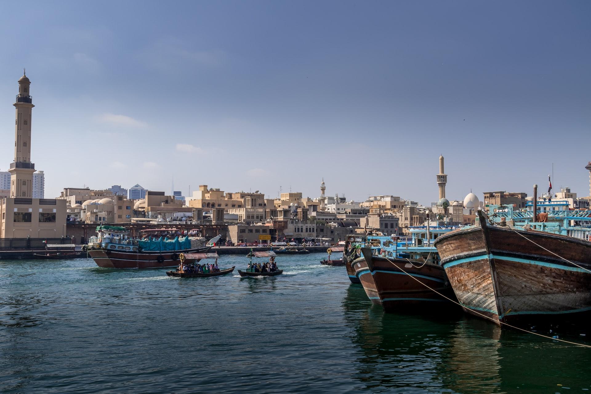 Old Dubai (photo: Nick Fewings)