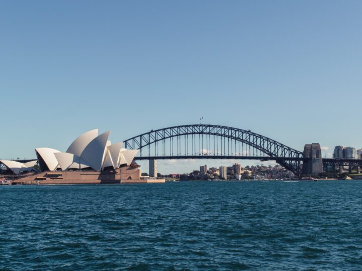 Sydney Opera House by April Pethybridge