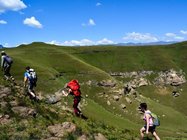 Drakensberg Mountains (photo: Dannii Coughlan)