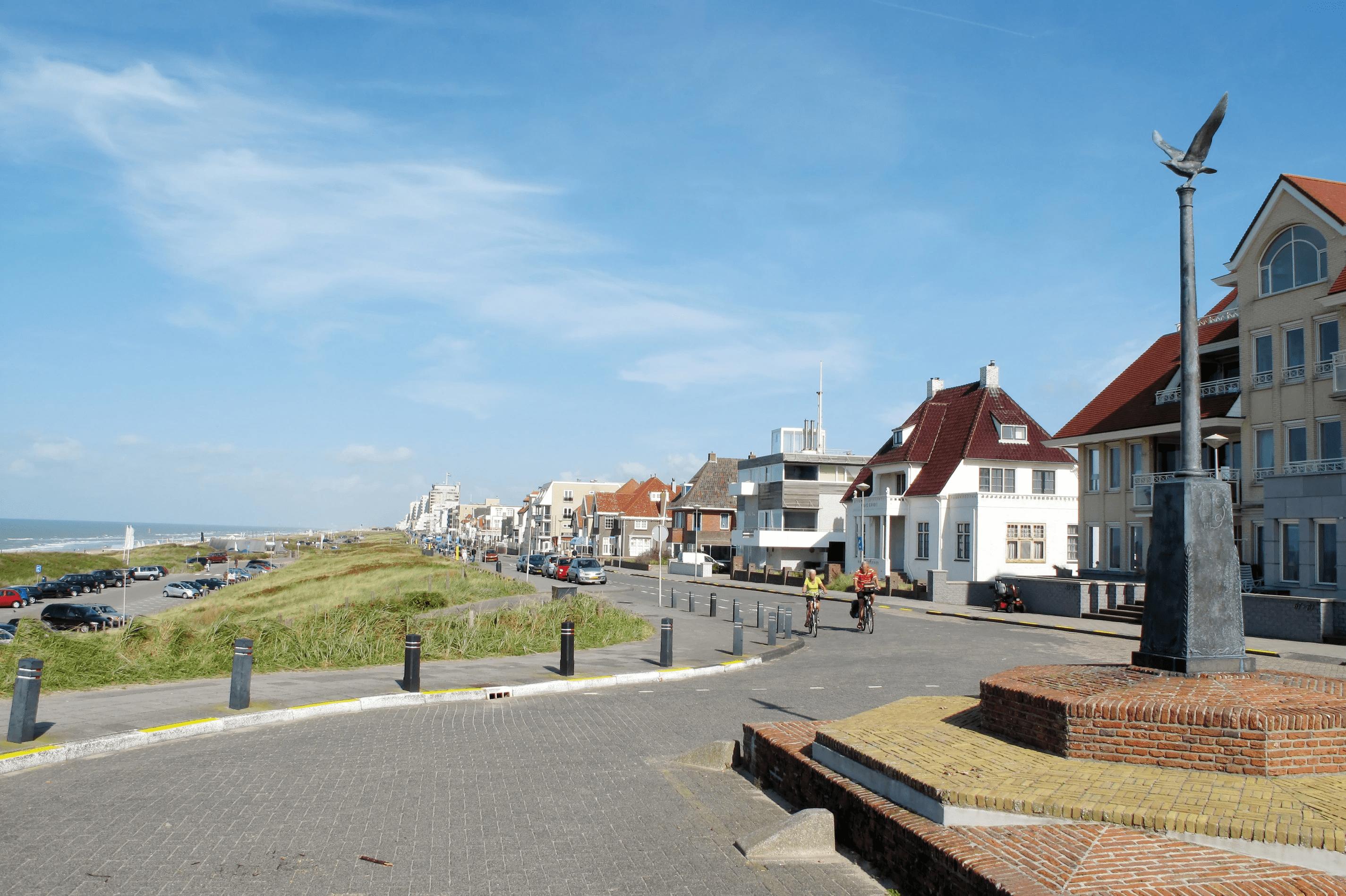 Noordwijk village, the Netherlands