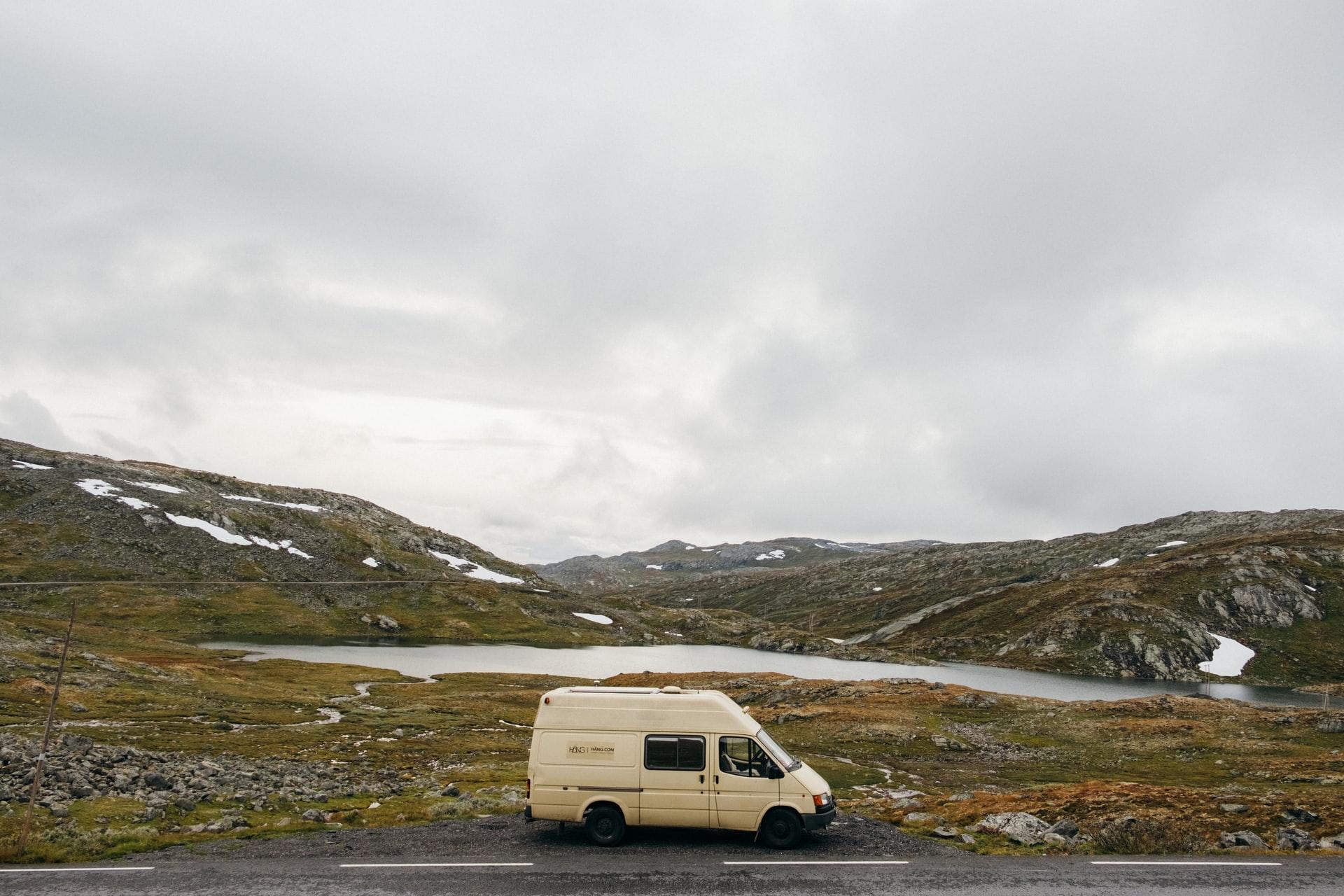 Touring Europe in a motorhome  (photo: Tobias Tullius)