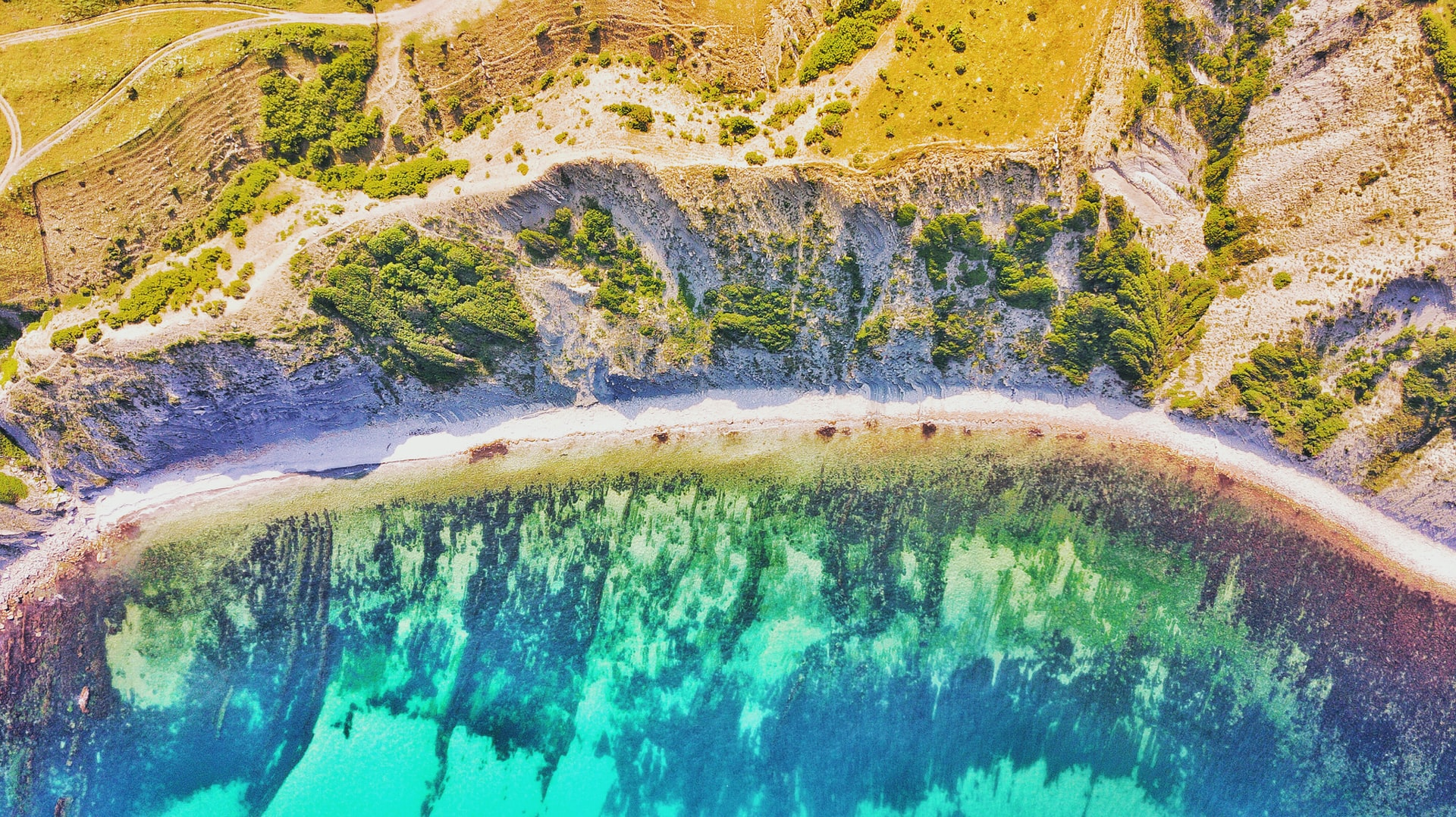 Coast of Nesebar (photo: Yuliyan Grozdev)