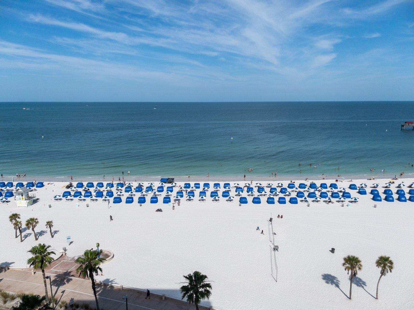 Beautiful Clearwater Beach, Florida