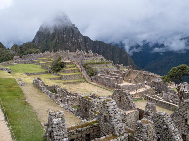 Machu Picchu (photo: Dave Lee)