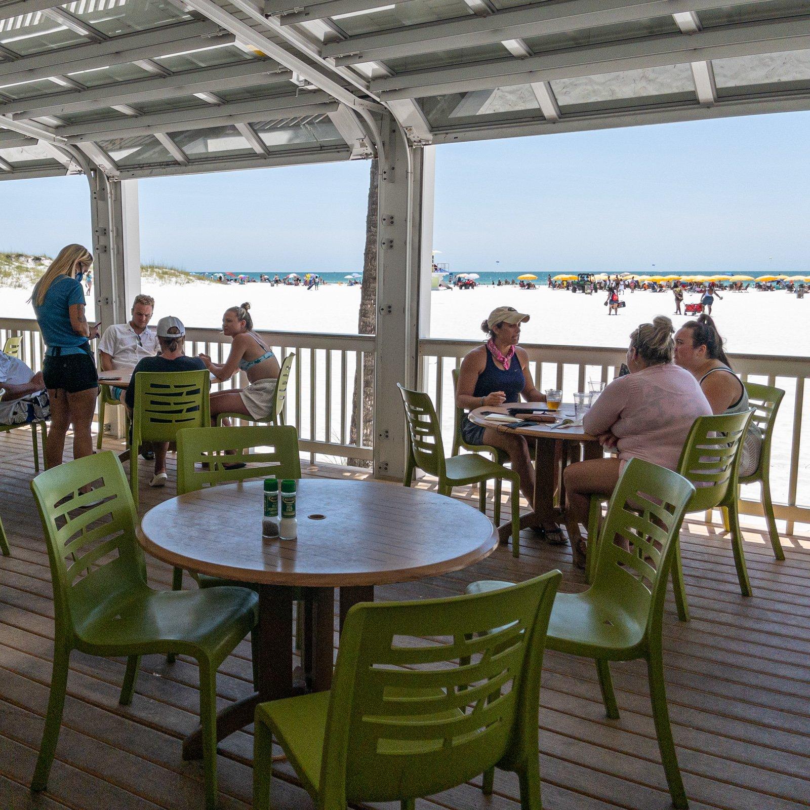 Palm Pavilion Restaurant