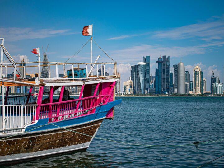 Doha Corniche (photo: Lucca Belliboni)