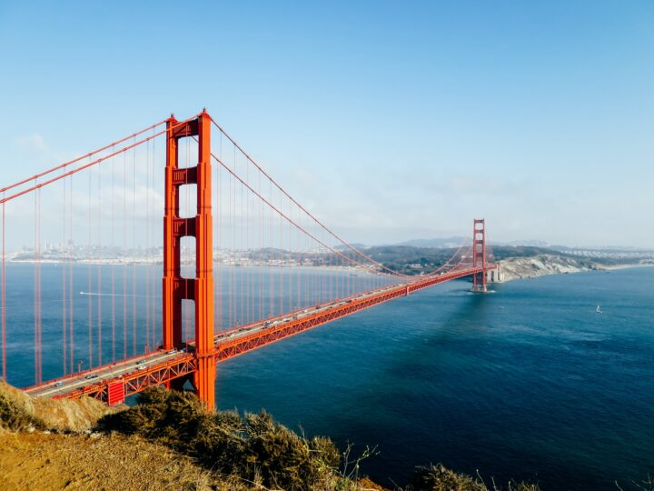 Golden Gate Bridge (photo: Patrick Tomasso)