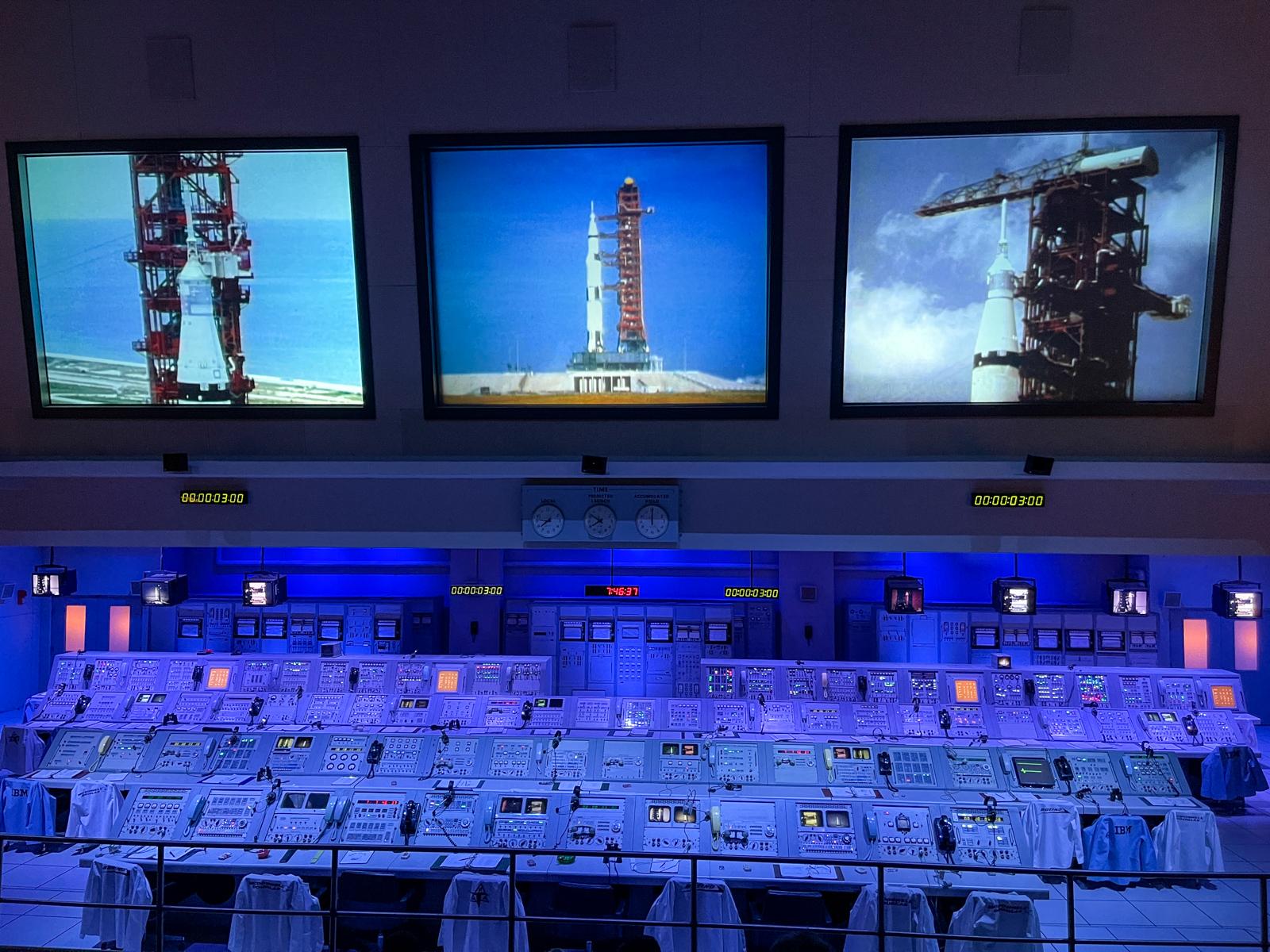 Firing Room - Apollo 8
