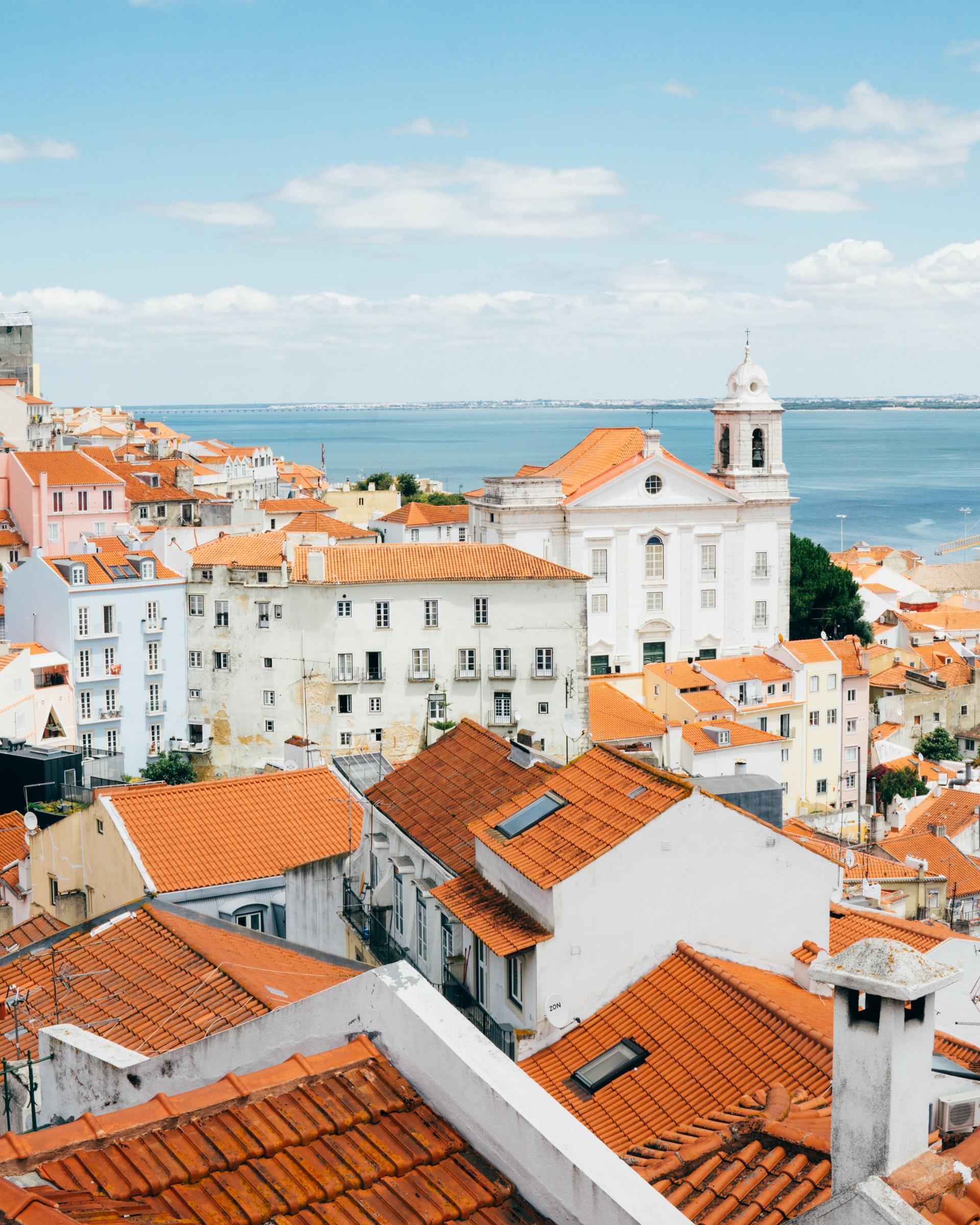 Lisbon, Portugal (photo: Tom Byrom)