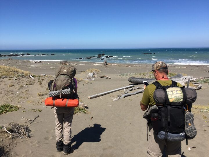 Backpacking the Lost Coast Trail in California