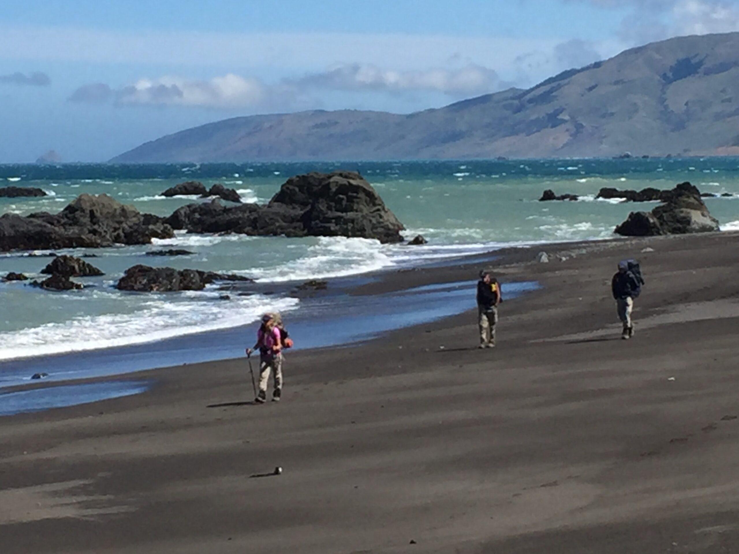 Thirty-five miles of pristine coastline